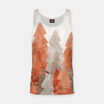 Miniature de image de The robins and the forest Tank Top, Live Heroes