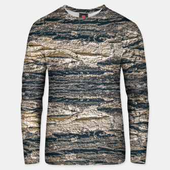 Thumbnail image of Surface Texture Print Unisex sweater, Live Heroes