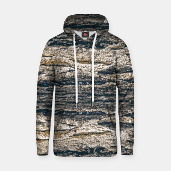 Thumbnail image of Surface Texture Print Hoodie, Live Heroes