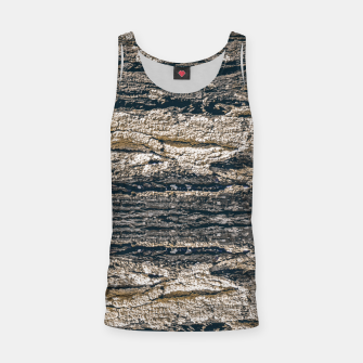 Thumbnail image of Surface Texture Print Tank Top, Live Heroes