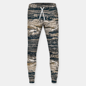 Thumbnail image of Surface Texture Print Sweatpants, Live Heroes