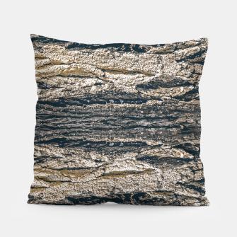 Thumbnail image of Surface Texture Print Pillow, Live Heroes