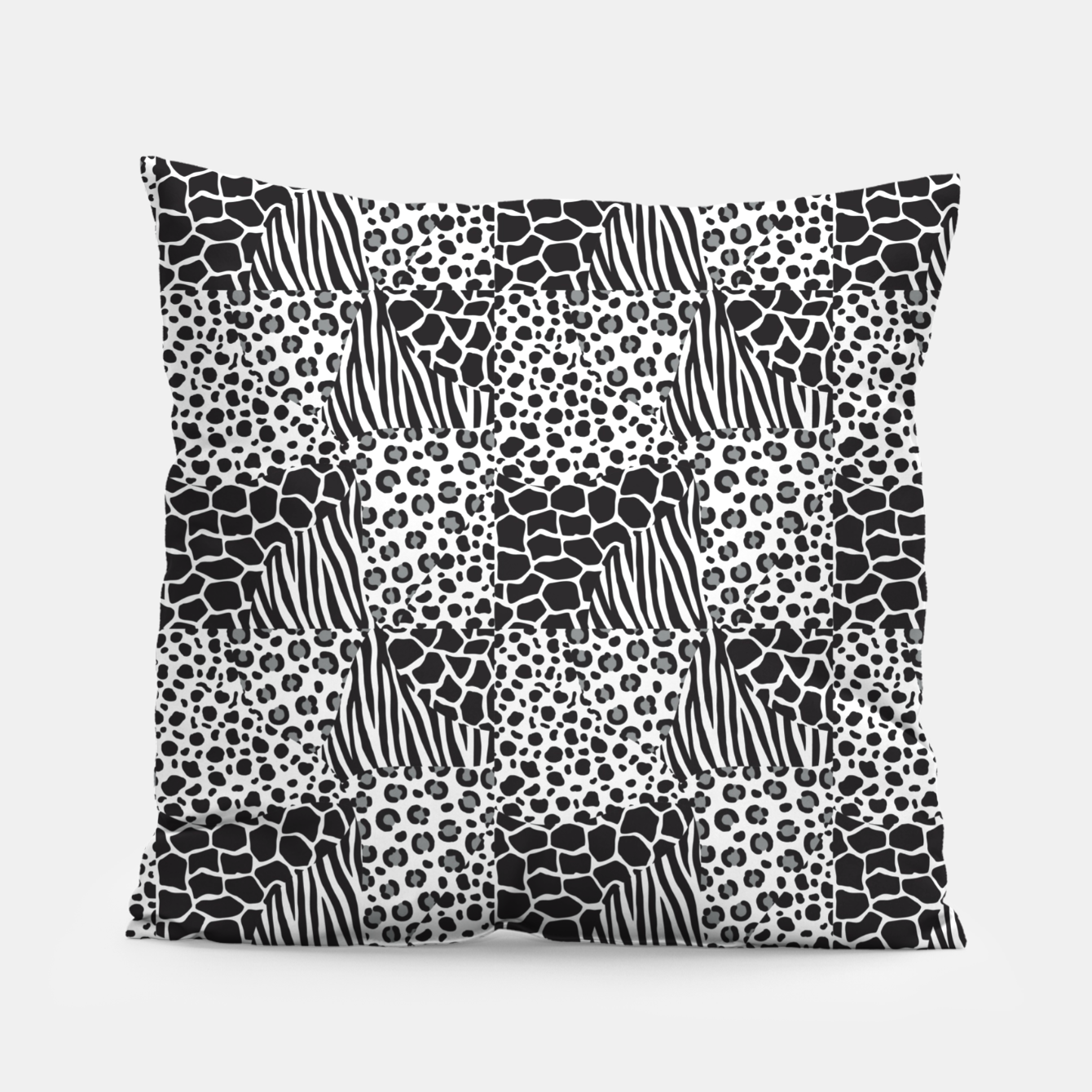 Image of Wildlife print Pillow - Live Heroes
