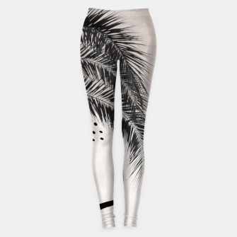 Thumbnail image of Banana Palms Abstract - Naturelle #1 #minimal #wall #decor #art Leggings, Live Heroes