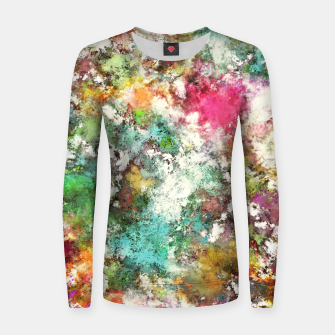 Thumbnail image of The groovy Women sweater, Live Heroes