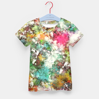 The groovy Kid's t-shirt obraz miniatury