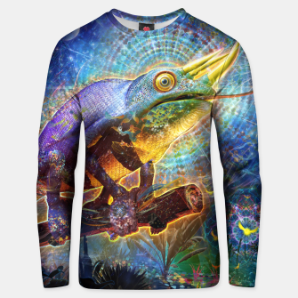 Thumbnail image of Hypnotized Unisex sweater, Live Heroes