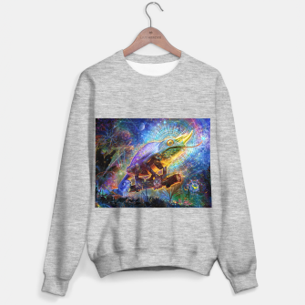 Thumbnail image of Hypnotized Sweater regular, Live Heroes
