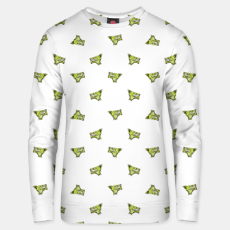 Imagen en miniatura de Werewolf Head Creepy Drawing Pattern Unisex sweater, Live Heroes