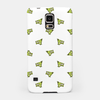 Thumbnail image of Werewolf Head Creepy Drawing Pattern Samsung Case, Live Heroes