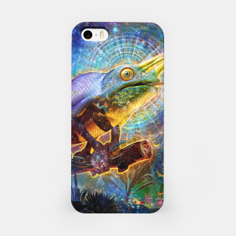 Thumbnail image of Hypnotized iPhone Case, Live Heroes