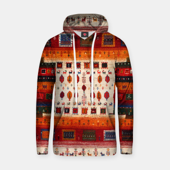 Thumbnail image of Colored Traditional Moroccan Vintage Bohemian Artwork Hoodie, Live Heroes