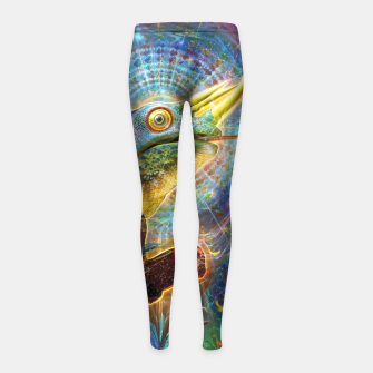 Thumbnail image of Hypnotized Girl's leggings, Live Heroes