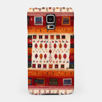 Thumbnail image of Colored Traditional Moroccan Vintage Bohemian Artwork Samsung Case, Live Heroes