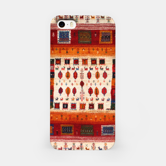 Thumbnail image of Colored Traditional Moroccan Vintage Bohemian Artwork iPhone Case, Live Heroes