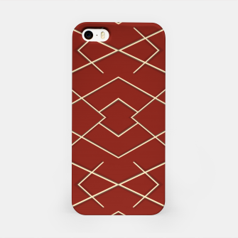 Geometric shapes  Carcasa por Iphone Bild der Miniatur