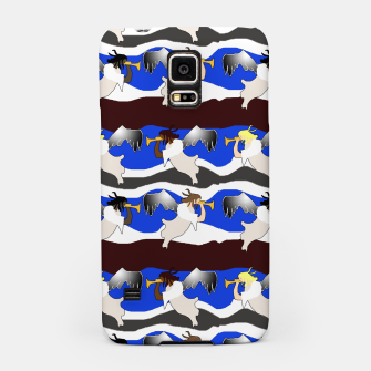 Thumbnail image of Angels Pattern Samsung Case, Live Heroes