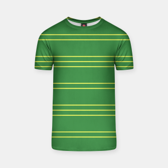 Thumbnail image of Simple Lines Pattern gy T-shirt, Live Heroes