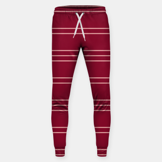 Thumbnail image of Simple Lines Pattern wr Sweatpants, Live Heroes
