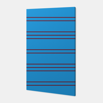 Thumbnail image of Simple Lines Pattern br Canvas, Live Heroes