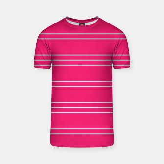Thumbnail image of Simple Lines Pattern bp T-shirt, Live Heroes