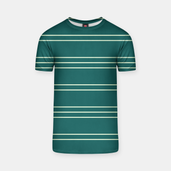 Thumbnail image of Simple Lines Pattern gr T-shirt, Live Heroes