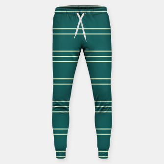 Thumbnail image of Simple Lines Pattern gr Sweatpants, Live Heroes
