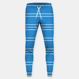 Thumbnail image of Simple Lines Pattern wb Sweatpants, Live Heroes