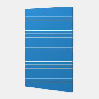 Thumbnail image of Simple Lines Pattern wb Canvas, Live Heroes