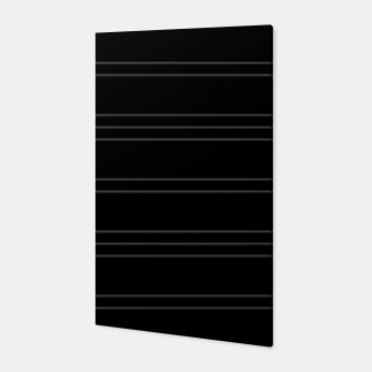 Thumbnail image of Simple Lines Pattern bl Canvas, Live Heroes