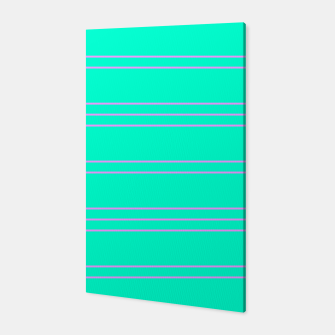 Thumbnail image of Simple Lines Pattern tp Canvas, Live Heroes
