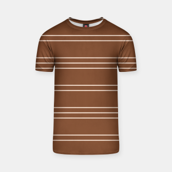 Thumbnail image of Simple Lines Pattern co T-shirt, Live Heroes