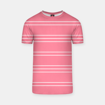Thumbnail image of Simple Lines Pattern pw T-shirt, Live Heroes