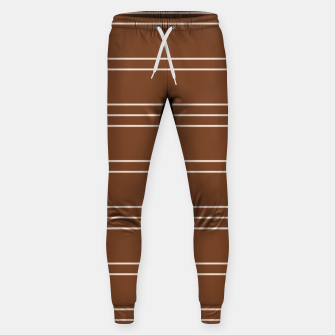 Thumbnail image of Simple Lines Pattern co Sweatpants, Live Heroes