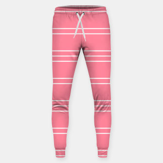 Thumbnail image of Simple Lines Pattern pw Sweatpants, Live Heroes