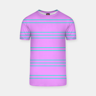 Thumbnail image of Simple Lines Pattern pl T-shirt, Live Heroes