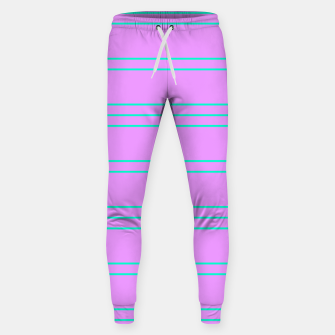 Thumbnail image of Simple Lines Pattern pl Sweatpants, Live Heroes