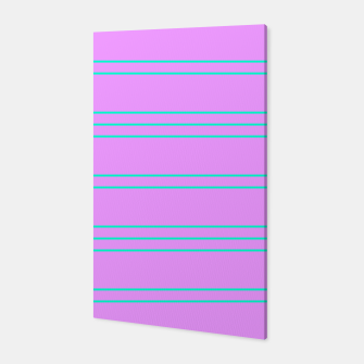 Thumbnail image of Simple Lines Pattern pl Canvas, Live Heroes