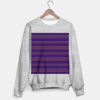 Simple Lines Pattern po Sweater regular thumbnail image