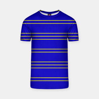 Thumbnail image of Simple Lines Pattern by T-shirt, Live Heroes