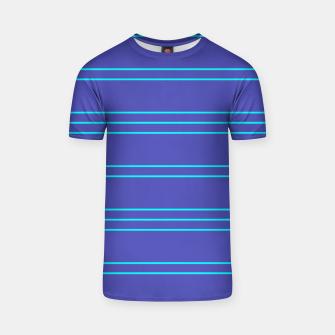 Thumbnail image of Simple Lines Pattern pt T-shirt, Live Heroes