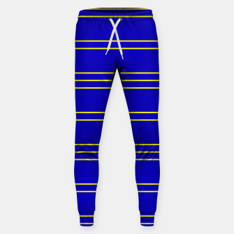 Miniatur Simple Lines Pattern by Sweatpants, Live Heroes