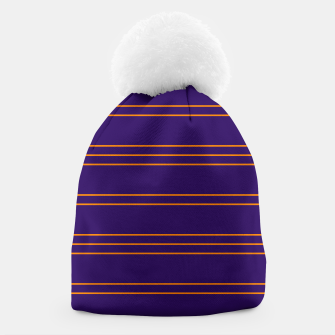 Simple Lines Pattern po Beanie thumbnail image