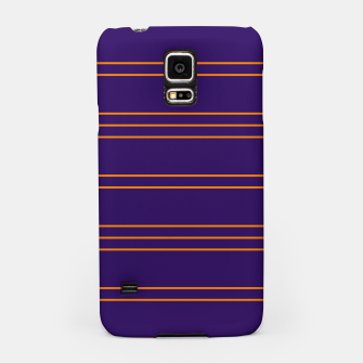 Miniaturka Simple Lines Pattern po Samsung Case, Live Heroes