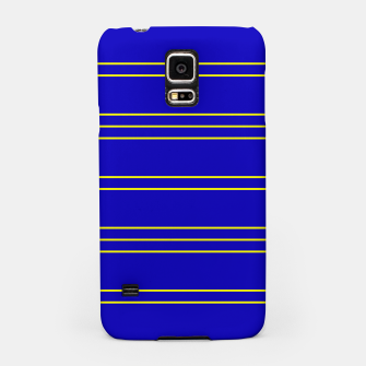 Miniaturka Simple Lines Pattern by Samsung Case, Live Heroes