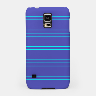 Miniaturka Simple Lines Pattern pt Samsung Case, Live Heroes