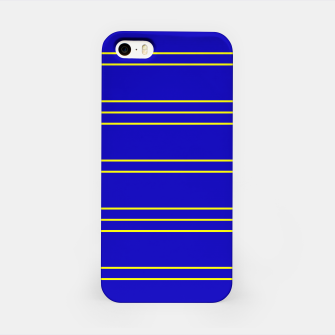 Miniatur Simple Lines Pattern by iPhone Case, Live Heroes