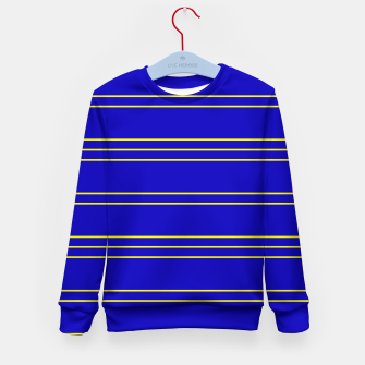 Miniatur Simple Lines Pattern by Kid's sweater, Live Heroes