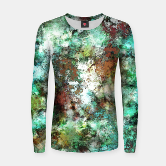 Thumbnail image of Harsh conditions Women sweater, Live Heroes
