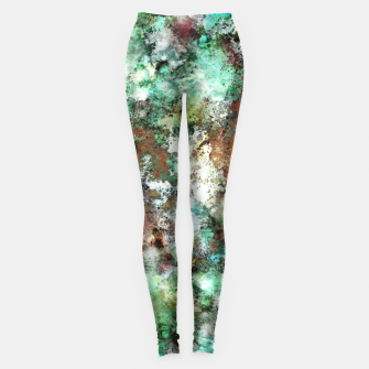 Thumbnail image of Harsh conditions Leggings, Live Heroes
